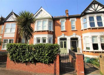 St. Margarets Road, London E12. 4 bed end terrace house
