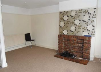 Thumbnail 3 bed maisonette to rent in Belmont Road, Erith, Kent