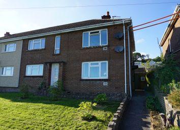 Thumbnail 2 bed flat for sale in Maes Y Meillion, Llandeilo Road, Gorslas, Llanelli