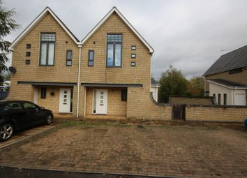 Thumbnail 3 bed semi-detached house to rent in Ramplin Close, Bury St. Edmunds