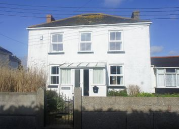 Thumbnail 4 bed detached house to rent in Ruan Minor, Helston