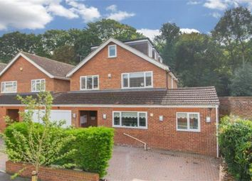 Thumbnail 6 bed link-detached house for sale in Bentley Way, Woodford Green, Essex