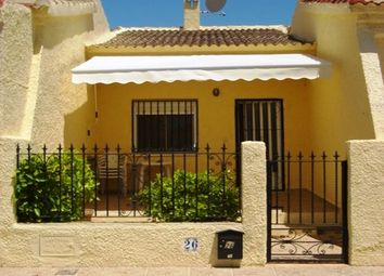 Thumbnail 1 bed terraced bungalow for sale in Urbanización La Marina, San Fulgencio, La Marina, Costa Blanca South, Costa Blanca, Valencia, Spain