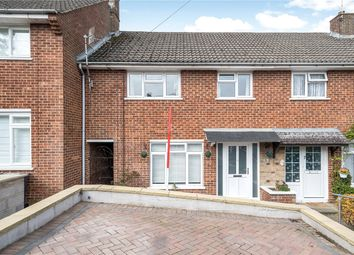 Thumbnail 3 bed terraced house for sale in Winnall Manor Road, Winchester, Hampshire