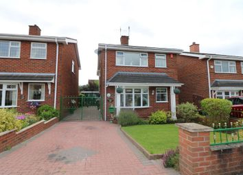 Thumbnail 4 bed detached house for sale in Braithwell Drive, Milton, Stoke-On-Trent
