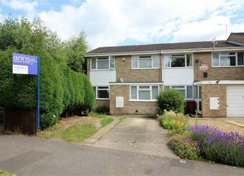 Thumbnail 3 bedroom end terrace house for sale in Corwen Road, Tilehurst, Reading, Berkshire