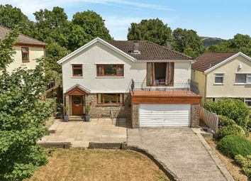 Thumbnail 5 bed detached house for sale in Park Lane, Groes Faen, Cardiff