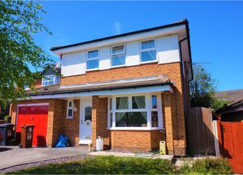 Thumbnail 4 bed detached house for sale in Greenbank Drive, Flint