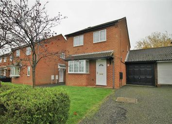 Thumbnail 3 bed link-detached house to rent in Attingham Hill, Great Holm, Milton Keynes