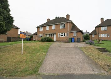 Thumbnail 2 bed semi-detached house for sale in Windermere Road, Newbold, Chesterfield