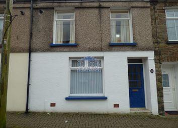 Thumbnail 3 bed property to rent in Commercial Street, Nantymoel, Bridgend.