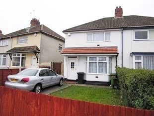 Thumbnail 3 bedroom semi-detached house to rent in Fordhouse Road, Fordhouses