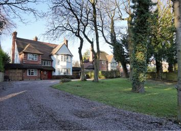 Thumbnail 4 bed detached house for sale in Walmley Road, Sutton Coldfield