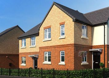 "Thumbnail 3 bed property for sale in ""The Eversley At Cottonfields"" at Gibfield Park Avenue, Atherton, Manchester"