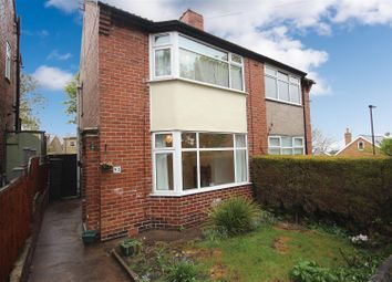 Thumbnail 2 bed semi-detached house to rent in Evelyn Road, Sheffield
