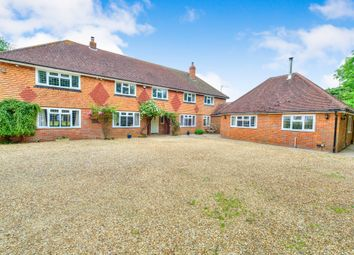 Thumbnail 6 bed detached house for sale in Cranfield Road, Wavendon, Milton Keynes