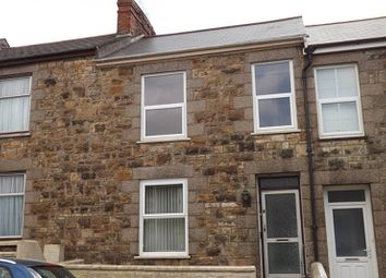 Thumbnail 3 bed terraced house for sale in Rose Row, Redruth, Redruth