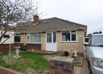 Thumbnail 2 bed semi-detached bungalow for sale in St. Annes Drive, Coalpit Heath, Bristol