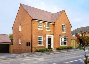 "Thumbnail 4 bed detached house for sale in ""Holden"" at Wellfield Way, Whitchurch"