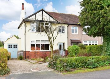 Thumbnail 4 bed semi-detached house for sale in St. Catherines Road, Harrogate