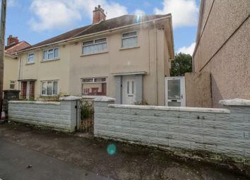Thumbnail 3 bed semi-detached house for sale in Williams Street, Pontarddulais, Swansea
