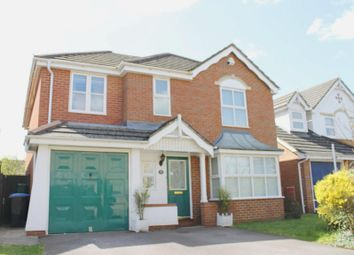 Thumbnail 4 bed property to rent in Holmes Close, Woking