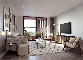Thumbnail 3 bed flat for sale in Wallis Road, London