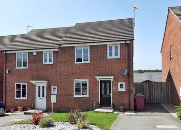 Thumbnail 3 bedroom semi-detached house for sale in East Street, Doe Lea, Chesterfield