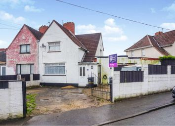 Thumbnail 3 bed semi-detached house for sale in Galway Road, Knowle