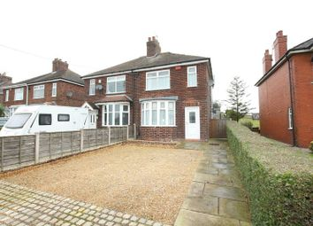 Thumbnail 2 bed semi-detached house for sale in Newpool Road, Knypersley, Biddulph