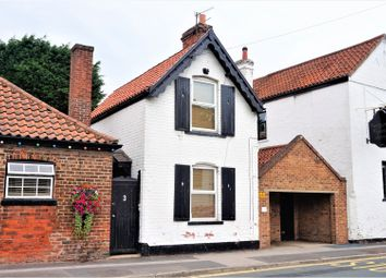 Thumbnail 2 bed detached house for sale in East End, Walkington, Beverley