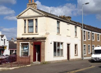 Thumbnail Retail premises for sale in 1 New Road, Ayr
