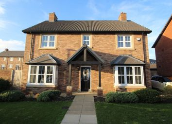 Thumbnail 4 bed detached house for sale in Maxwell Drive, Kingstown, Carlisle