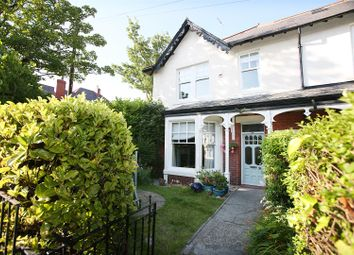 Thumbnail 4 bed semi-detached house for sale in Queens Road, Monkseaton, Whitley Bay