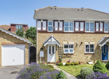 Thumbnail 2 bed semi-detached house for sale in Tangmere Grove, Kingston Upon Thames