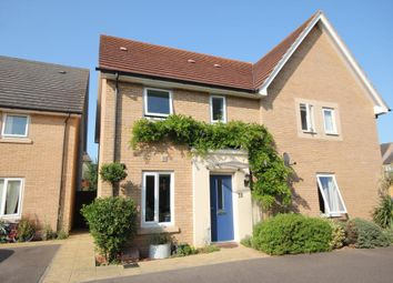 Thumbnail 3 bed semi-detached house for sale in Carey Close, Ely