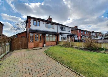 3 bed semi-detached house to rent in Thatch Leach Lane, Whitefield, Manchester M45