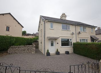 Thumbnail 3 bed semi-detached house for sale in Echo Barn Hill, Kendal, Cumbria