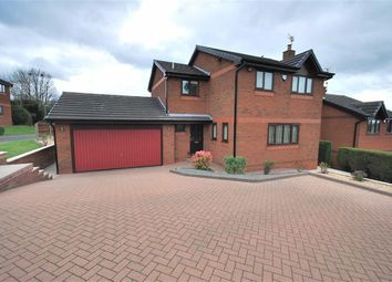 Thumbnail 4 bed detached house to rent in Landrace Drive, Worsley, Manchester
