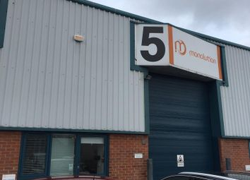Thumbnail Warehouse to let in Unit 5, Downley Point, Downley Road, Havant, Hampshire