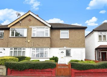 Thumbnail 2 bed flat for sale in Tramway Path, Mitcham