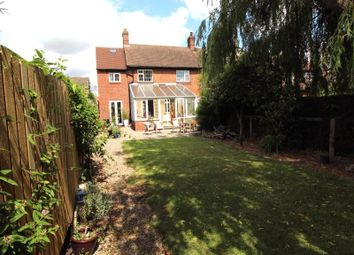 Thumbnail 3 bed semi-detached house to rent in New Lane, Nun Monkton, York