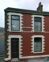Thumbnail 3 bed end terrace house for sale in Ffrwd-Wyllt Street, Port Talbot