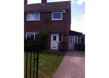 Thumbnail 3 bed semi-detached house for sale in Whinside Crescent, Thurnscoe, Rotherham, South Yorkshire.