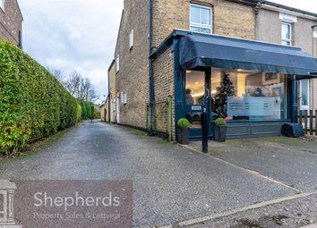 Thumbnail 1 bed flat to rent in Newgatestreet Road, Goffs Oak, Hertfordshire