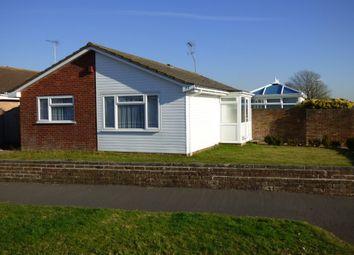 Thumbnail 3 bed detached bungalow for sale in Southway, South Beaumont Park, Littlehampton