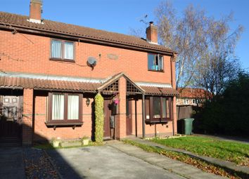 Thumbnail 2 bedroom terraced house for sale in Thorntons Close, Cotgrave, Nottingham