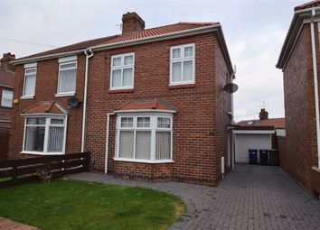 Thumbnail 2 bed semi-detached house to rent in Fenwick Avenue, South Shields