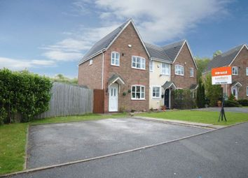 Thumbnail 3 bedroom semi-detached house for sale in Hampshire Crescent, Lightwood, Stoke-On-Trent