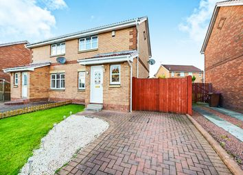Thumbnail 2 bedroom semi-detached house for sale in Foresthall Drive, Springburn, Glasgow